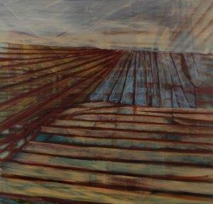 Huile sur toile 125 × 130 cm
