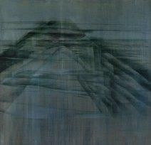 Acrylique et huile sur toile 125 × 130 cm
