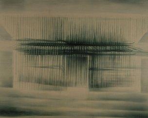 Acrylique et huile sur toile 120 × 150 cm