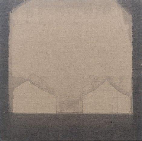Acrylique sur toile 100 × 100 cm