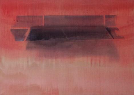Acrylique sur toile 150 × 210 cm
