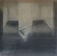 Acrylique sur toile 150 × 150 cm