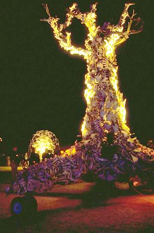 Burning Man Dana Albany