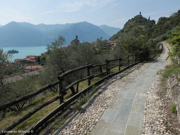 L'antica strada Valeriana e l'eremo di San Pietro a Marone