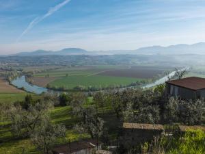 Tappa 7. Balconata sulla valle del Tevere.