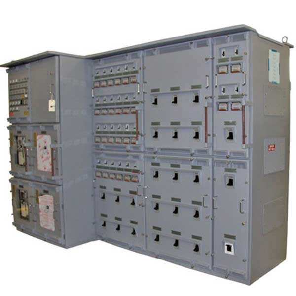 switchboards for shipboard power