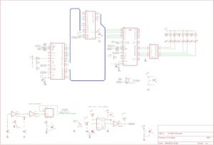 LM80C: first run! Testing a Z80 PIO