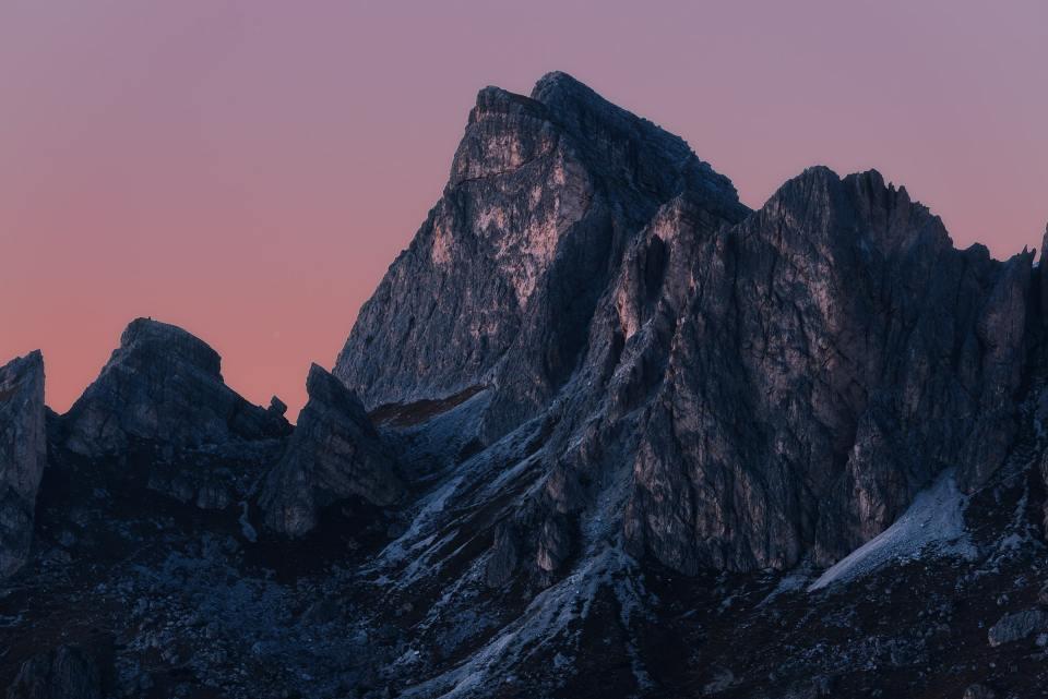 Carnivorous Mountain