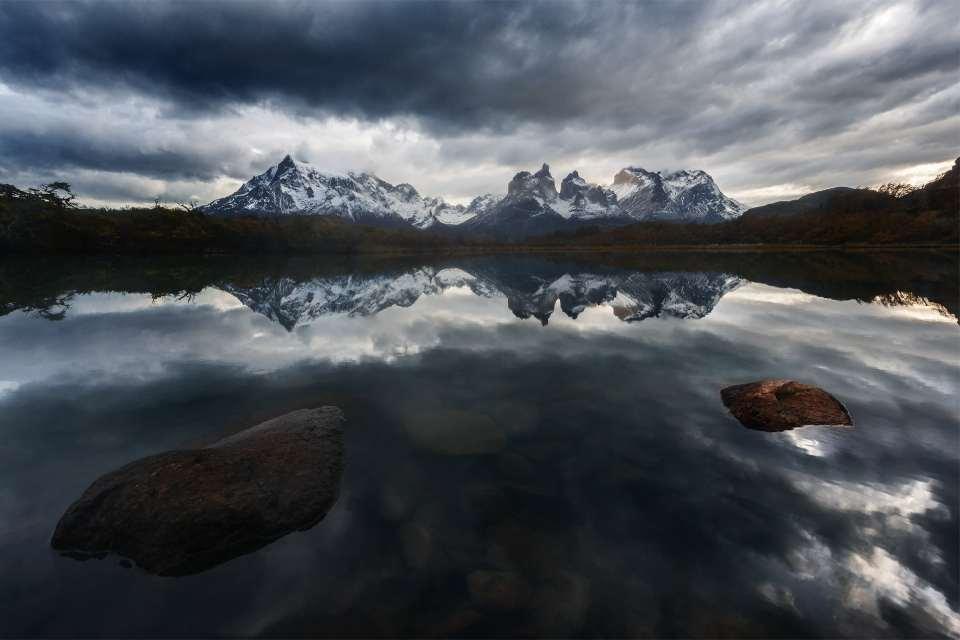 Demons of Wind - Patagonia