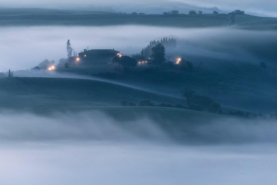 Fog Hug