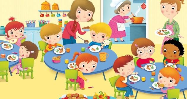 Basta cambiare il menu per far mangiare i bambini alla mensa A Firenze la prova