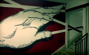 Leonardo Spina - Hands (2014)