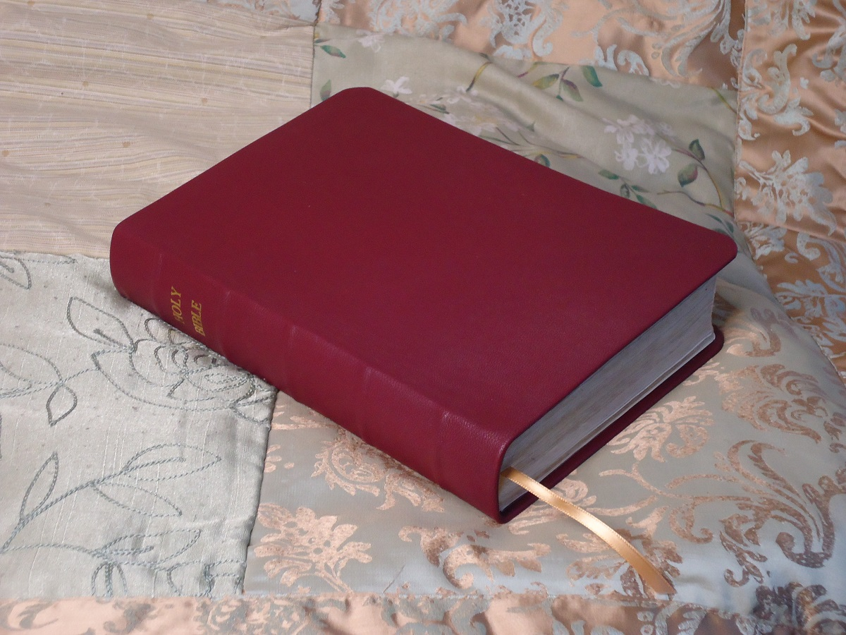 Pastor's Bible -- After