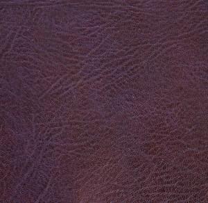 Crimson Sokoto wild grain goatskin