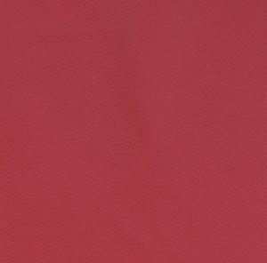Red Pebble Grain Cowhide