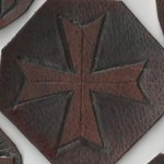 Tooled cross 10