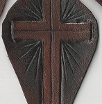 Tooled cross 13
