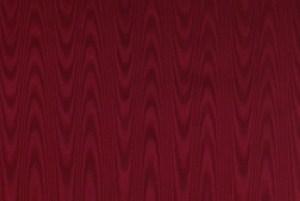 Burgundy Silk Moire