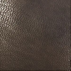 Mocha Smooth Goatskin
