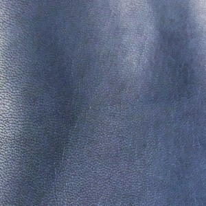 Navy Smooth Goatskin