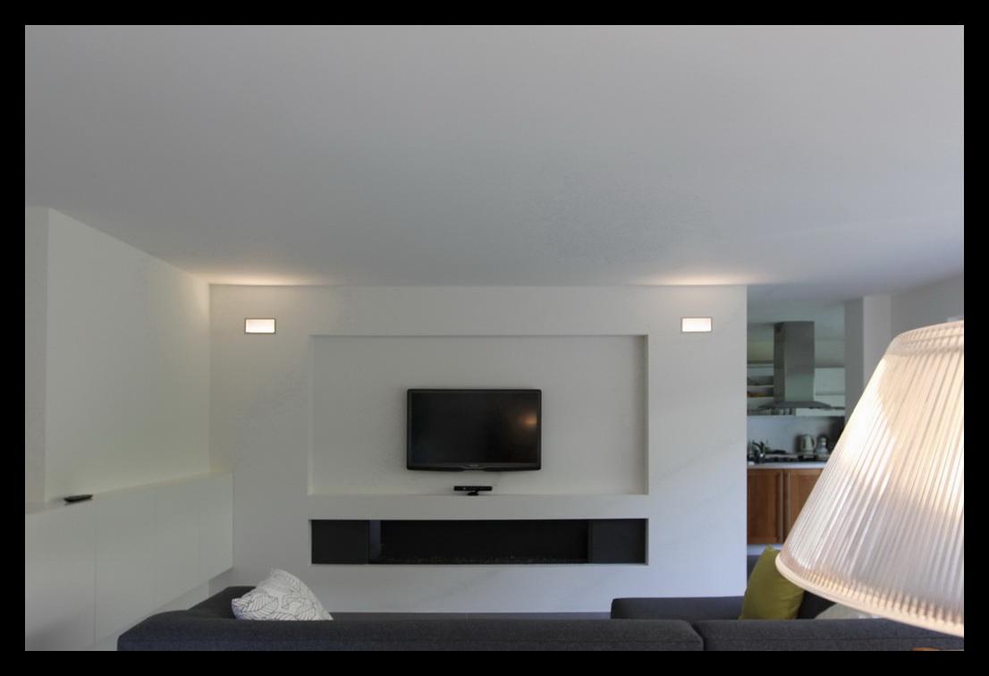 Leonardus Interieurarchitect  woonhuis met overkapping