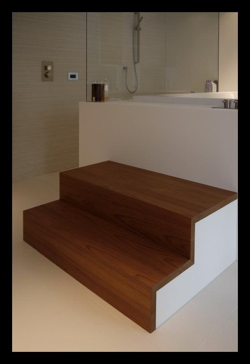 Inloopkast badkamer en slaapkamer  Leonardus