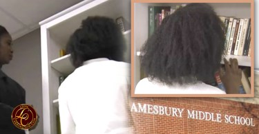 Black Middle School Girl Kicked Out of Class for Natural Hair