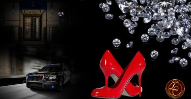 Robbers in Drag Steal $108 Million in Jewelry - Leon Carrington