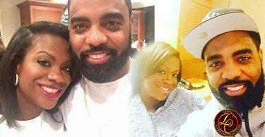 RHOA star kandi burruss delivers baby boy