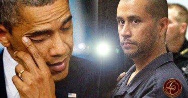 George Zimmerman Calls President Barack Obama a Failure and says Sandy Hook tears were fake