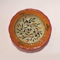 Hand Painted Italian Dinnerware & Hand-Painted Mancioli ...