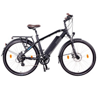 NCM Paris Folding E-Bike, 250W, 36V 15Ah 540Wh Battery
