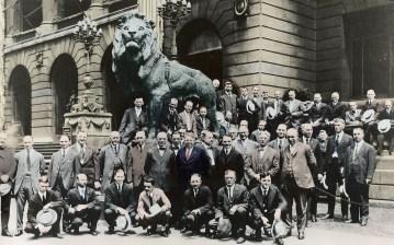 7. Desafío Centenario Foto de Fundadores 1917