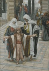 Tissot Jesus Found in the Temple