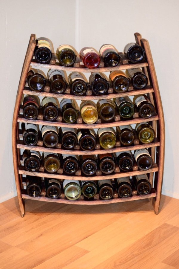 Wine Rack - 40 Bottles Leoni Montenegro