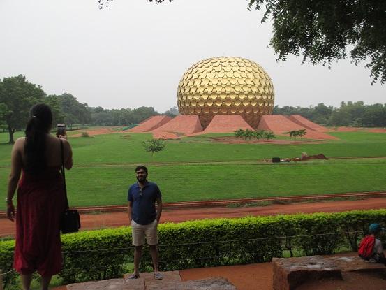Afbeeldingsresultaat voor leefgemeenschap Auroville