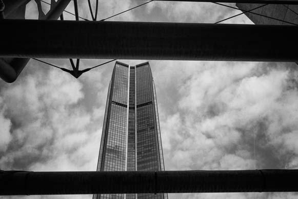 Paris Photographer, Montparnasse Tower
