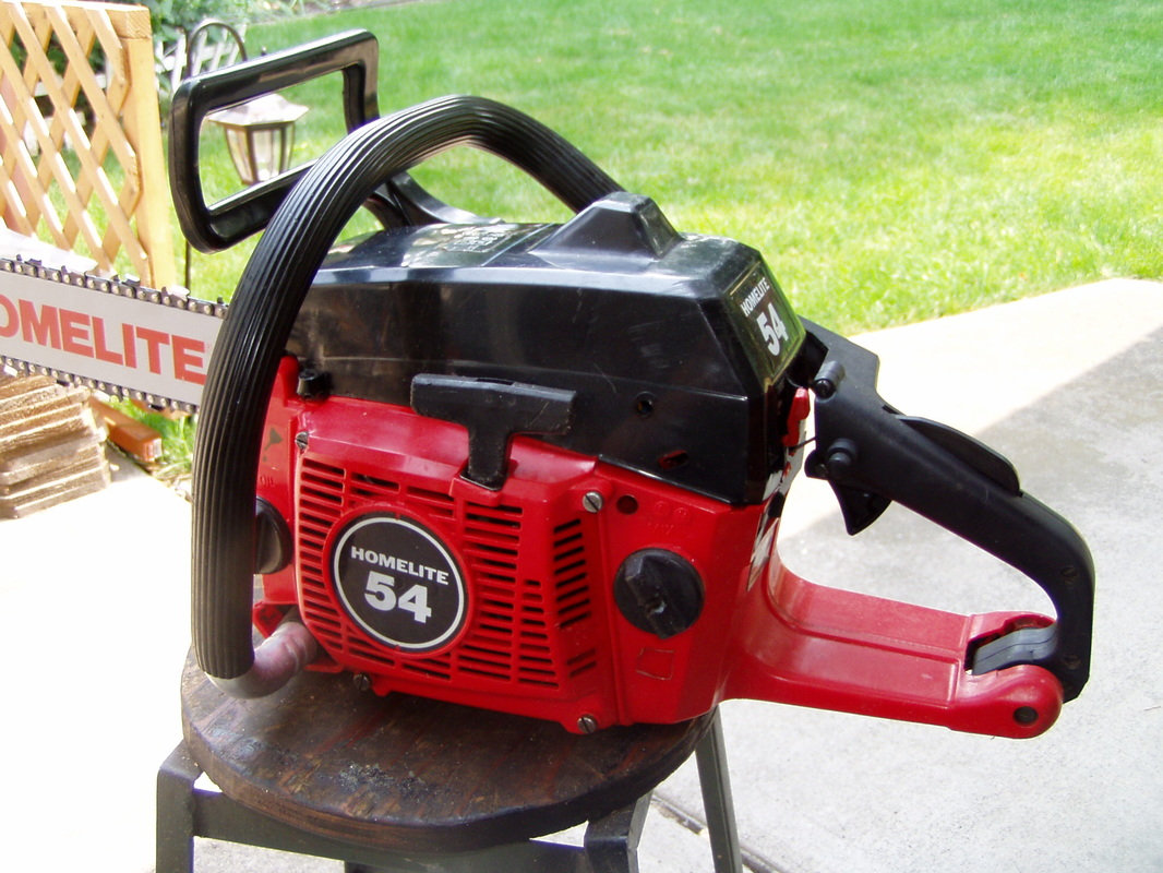 Leons Personal Collection  Leons Chainsaw Parts  Repair
