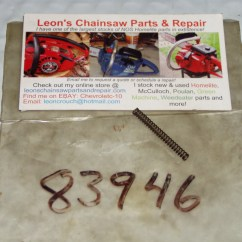 Eager Beaver Chainsaw Parts Diagram Guitar Wire Mcculloch Mac 110 Www Picswe Com Nos Mini Manual Oil Pump Spring Jpeg 853x640