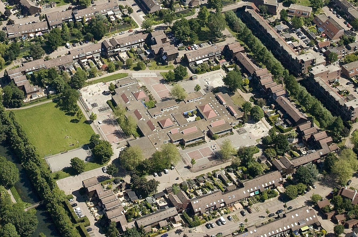 Scholen Nieuwegein