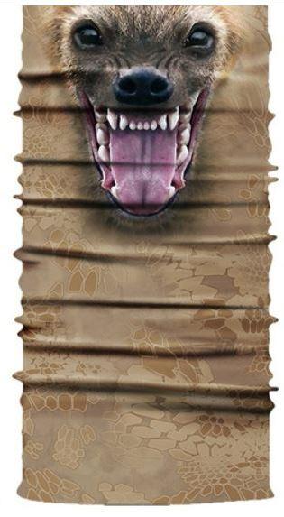 Face Mask Smoking Dog