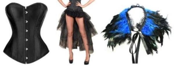 burlesque outfit online australia