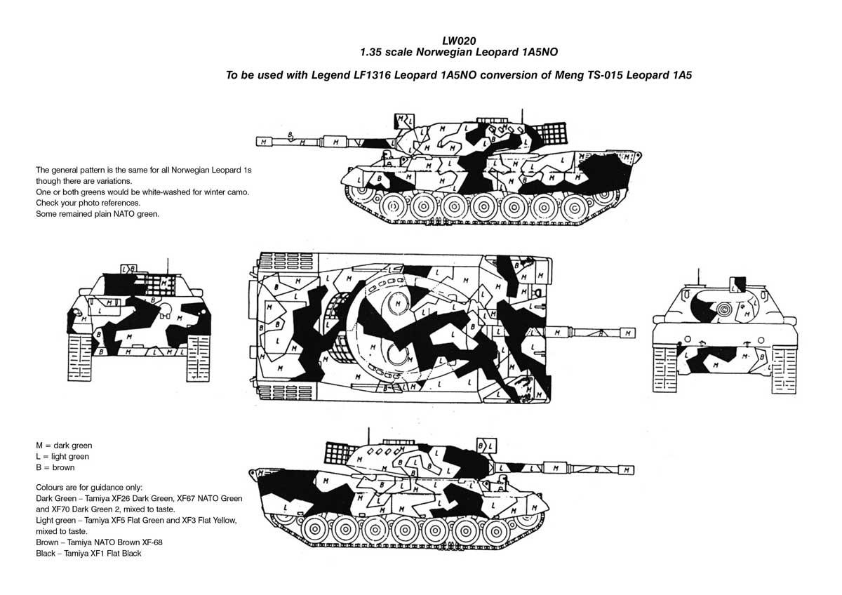 Leopard Workshop Lw020