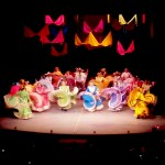 Bailando celebró su 20 aniversario Anahuac Taller de Danza Mexicana