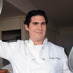 Chef Enrique Partidas Daboin. Emprendedor que ama los cambios y los retos