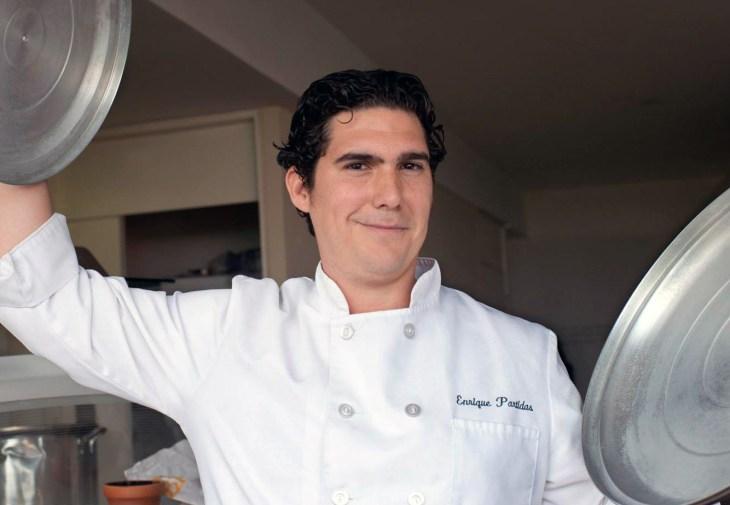 Chef Enrique Partidas Daboin