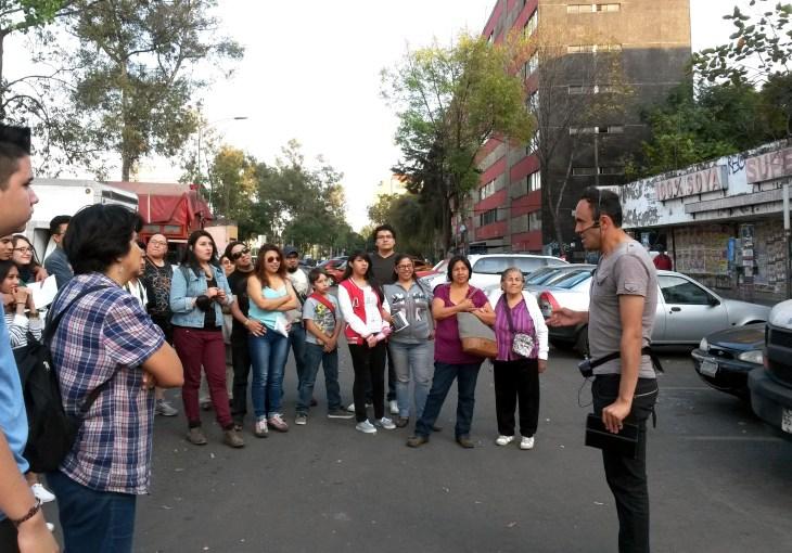 Recorrido por Tlatelolco