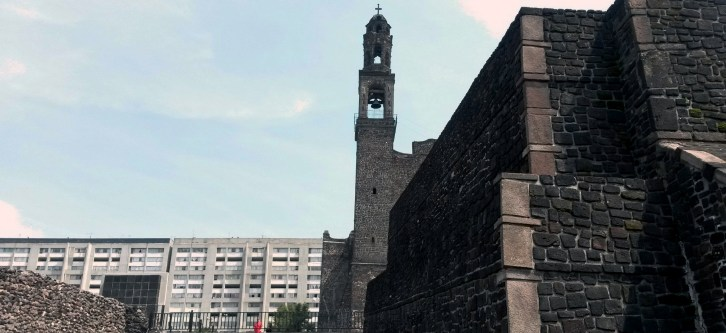 tres culturas Tlatelolco
