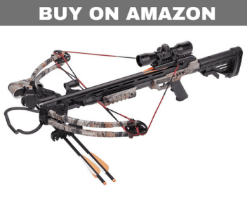 Centerpoint sniper 370 crossbow
