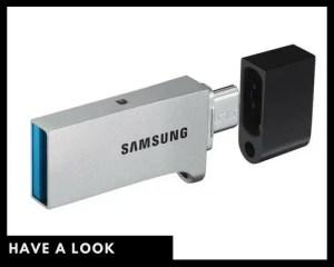 Samsung Flash Drive duo